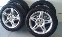 Winter Tire with Rim for Sale