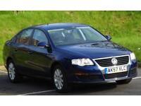 VW Volkswagen Passat 2.0 TDI S, Diesel, Automatic gearbox, 4 Doors, 59k Mileage