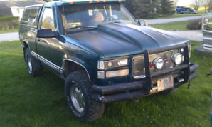 96 gmc 5.7L 5 speed