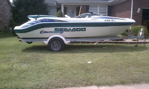 Fix my SEADOO JET BOAT and you can use it for the whole season
