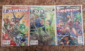 DC New 52 Justice League Complete Series (almost)