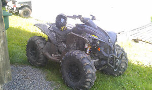 Used 2008 Can-Am renegade 800 xxc