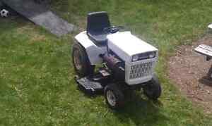 1968 bolens lawn tractor