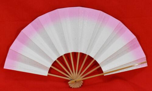 Kyoto Mai-ogi (a fan for Japanese traditional dance) sakura color #3607
