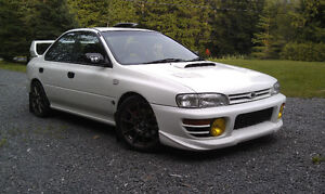 Genuine JDM 1995 STi Type RA