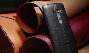 Lg g4 mint with a small crack in the screen unlocked
