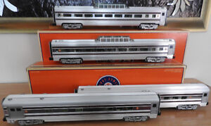 4 TRAINS ELECTRIQUE (O) LIONEL CANADIAN PACIFIC
