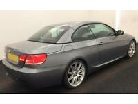 BMW 320d 2.0TD auto 2009 M Sport Highline convertible FROM £45 PER WEEK