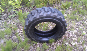 New Skid Steer Tires