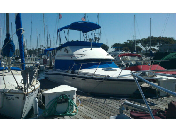 Used 1985 Bayliner contessa 28.5