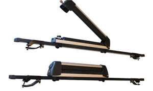 Ski Rack +  Raised Rails Cross bar Combonation SALE