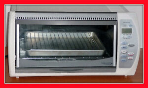 Black&Decker digital covection oven, toaster oven.