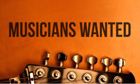Musician Wanted!