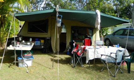 Awesome  In Gold Coast Camper Trailers Brisbane Camper Trailers For Sale