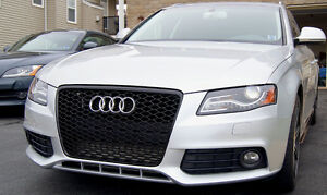2009 Audi A4 Wagon SOLD AS-IS, Silver, Black Leather, Upgrades