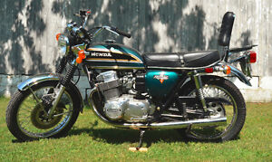 Honda CB 750 K4 1974 vintage antique