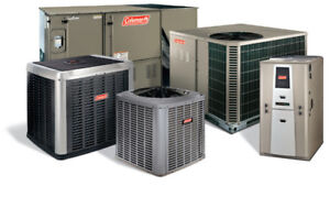 SUMMER SPECIAL NEW FURNACE/AC ONLY $1200!! ~~ 647-334-0580