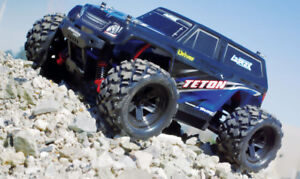 Soar Hobby has 1/18 LaTrax Teton 4WD Monster Truck Brushed