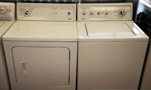 Matching Kenmore Washer and Electric Dryer