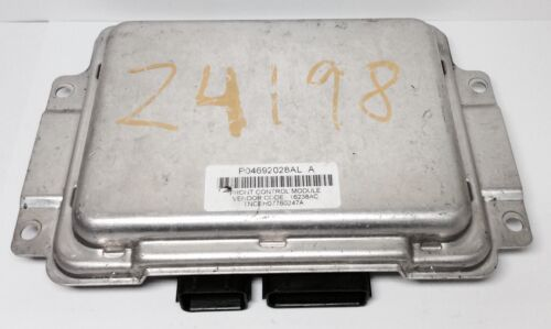 2006 Dodge Charger Body Control Unit P04692028AL