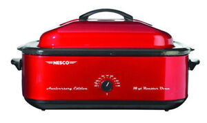 Cooker Nesco American Harvest 4818-22 Roaster Oven