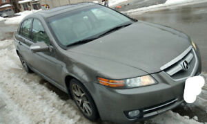 2008 Acura Tl auto km190000 navigation backup camera $4500