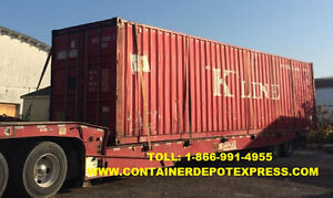 Used Steel Storage Containers / Steel Shipping Containers Peterborough Peterborough Area image 8