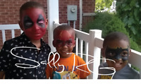 ~ Face Painting ~