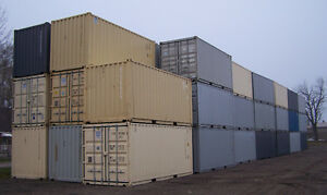 SEA CAN CONTAINERS