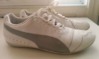 "Chaussure PUMA en cuire / Shoes PUMA ""6"""