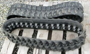 New Rubber Tracks for Skid Steer or Mini-Excavator