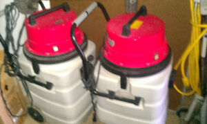 Wet and Dry Vacuums (industrial duty) Kitchener / Waterloo Kitchener Area image 2