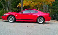 2004 Ford Mustang Mach 1 Coupe (2 door)