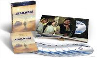 Star Wars The Complete Saga Blu Ray