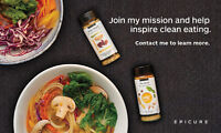 Do you love food? Join me in inspiring clean eating