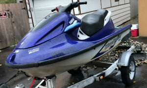 1999 Yamaha Waverunner for Sale w/ Trailer