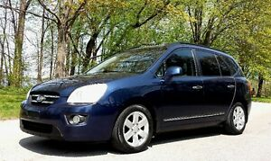 KIA RONDO 2008 AUT ''' 7 PASSAGERS ''' (S.V.P. LIRE DESCRIPTION)