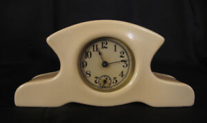 French Ivory Clock