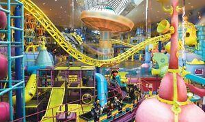 WEM - Galaxyland Amusement Park