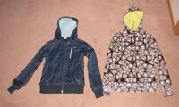 Hoodies & Jackets - North Face, Burton, Firely & More - S, M
