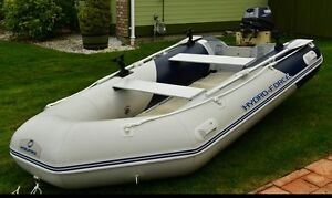 10 1/2 ft. Inflatable Boat