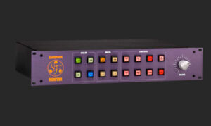 "Dangerous Music ""Monitor"" - Controller For Mastering Studios"