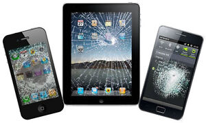 GLASS+LCD repairs for all iPhones
