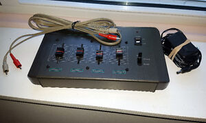 4 Channel Stereo Mixer