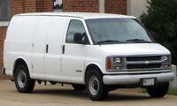 MAN WITH A VAN (416)897-0381 - MOVES & DELIVERIES