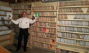 Over Eleven Thousand 45 rpm records!  Only $2 each !