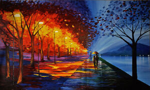 Customized Hand-Painted Wall Murals and Canvas Paintings Kitchener / Waterloo Kitchener Area image 1