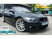 2008 08 BMW 3 SERIES 3.0 335I M SPORT 2D 302 BHP