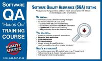 Best Software QA TRAINING with Reference and Job Assistance