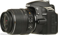 *LOOKING FOR* Nikon D3200 or D5100 (Must come with lens)